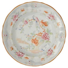 Dutch Chinoiserie Plate