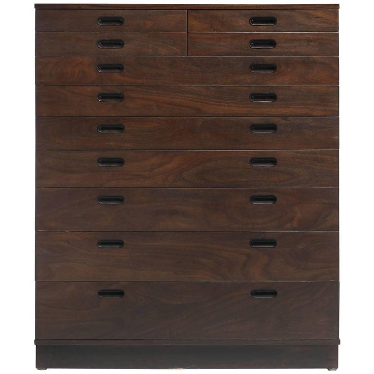 Tall Dresser by Edward Wormley
