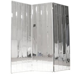 Henredon Beveled Mirror Room Divider