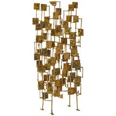 "Early Harry Bertoia ""Multi-Plane"" Sculpture"