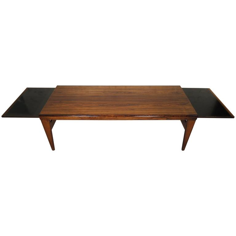 Extending Coffee Table Rise Extending Coffee Table Walnut Dwell Extending Coffee Table For