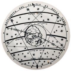 Piero Fornasetti Astronomici Plate, #7