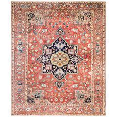 Fine Serapi Carpet