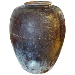 Rustic Ceramic Vessel