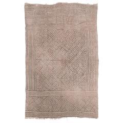 Vintage African Bamana Mud Cloth