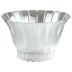 Art Deco Sterling Bowl by Brand Chatillon