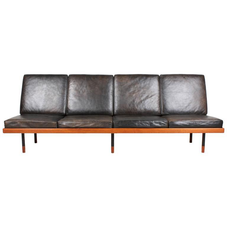 Sofa Designed in the Manner of Finn Juhl