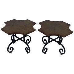 1960s Heritage Side Tables