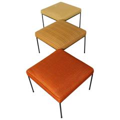 Stools by Paul McCobb for Wichendon