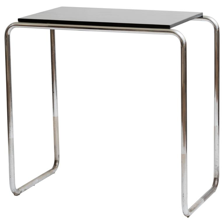 marcel breuer 1930s lacquered bar console table for sale at 1stdibs. Black Bedroom Furniture Sets. Home Design Ideas