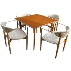 Viscount Dining Set by Dan Johnson for Selig