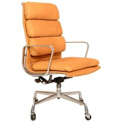 Executive Soft Pad Chair by Eames for Herman Miller