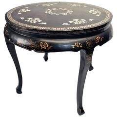 Chinese Mother-of-pearl Table