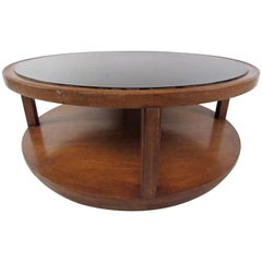 Vintage Modern Coffee Table by Dunbar