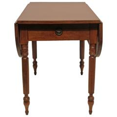 19th Century William IV Mahogany Pembroke Table