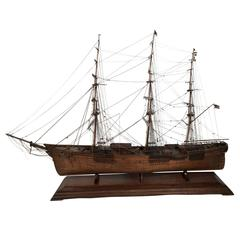 Sovereign of the Seas Clipper Ship Model