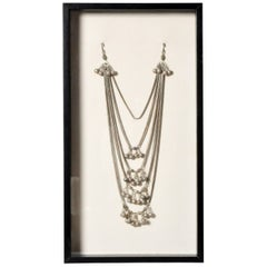 Yao Silver Chain Necklace
