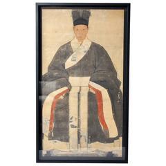 Korean Ancestor Portrait