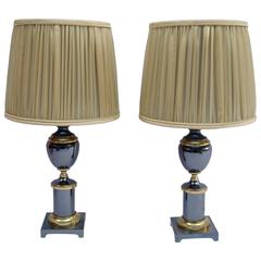 Pair of Two Lamps from 1970