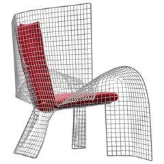 Volare Chair by D'Urbino, Lomazzi e Mittermair for Zerodesigno, 1992