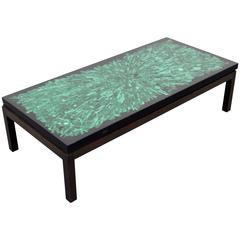 Ado Chale Malachite Coffee Table