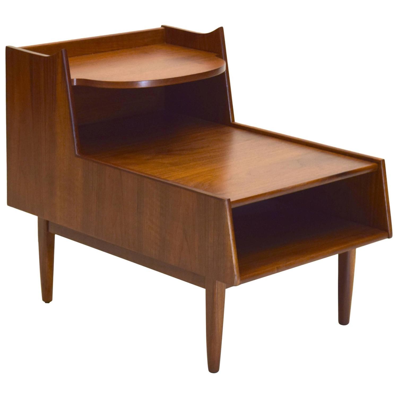 28 Triple Level Side Table Walnut Triple Level Side  : 4247513z from wcscwoodlands.com size 1500 x 1500 jpeg 80kB