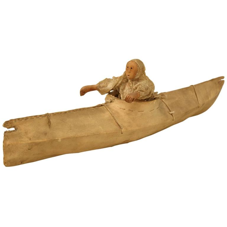 Child's Eskimo Kayak