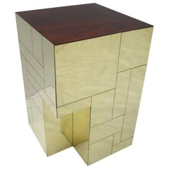 Paul Evans Cityscape Side Table
