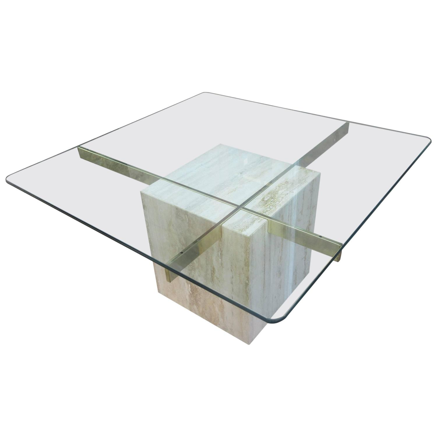Artedi Marble Coffee Table At 1stdibs