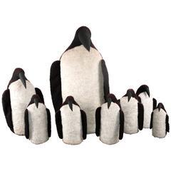 Troop of Penguins