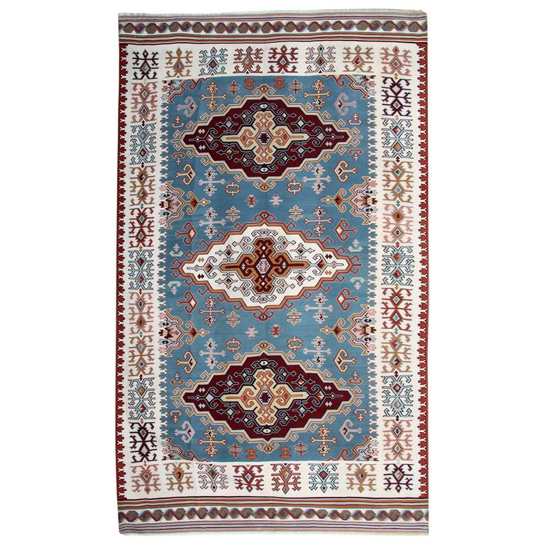 Antique Serbian Pirot Kilim Rugs For Sale At 1stdibs