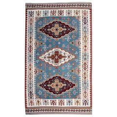 Antique Serbian Pirot Kilim Rugs