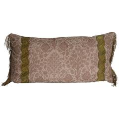 Vintage Fortuny Pillow by Mary Jane McCarty Design