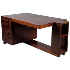 Desk by Andre Sornay, France, 1936