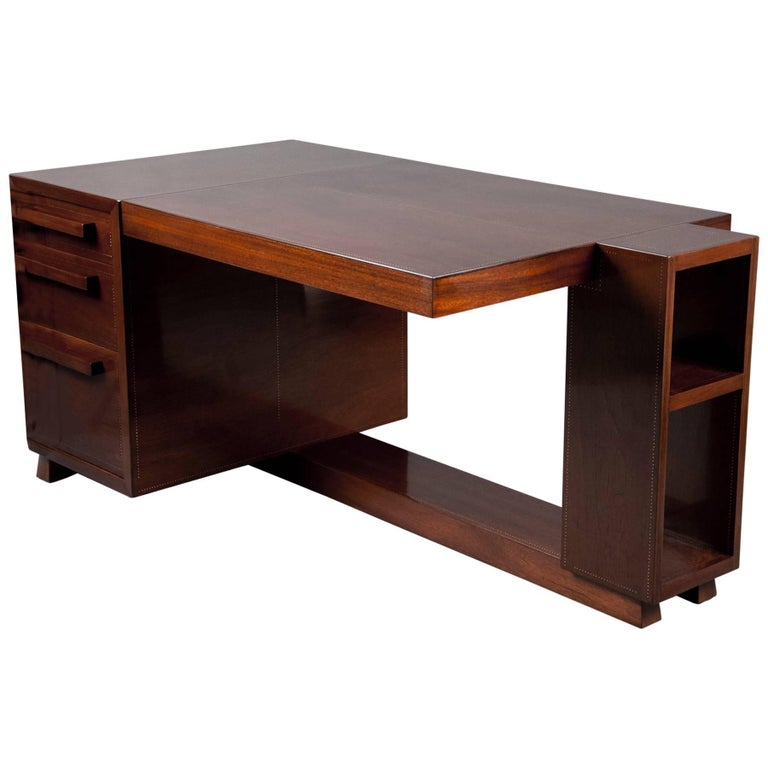 Desk by Andre Sornay, France, 1936 For Sale