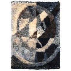 Ritva Puotila Handwoven Wool Rug