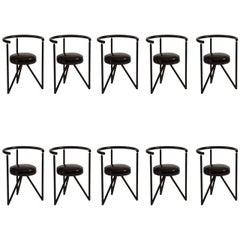 Philippe Starck Miss Dora Chairs