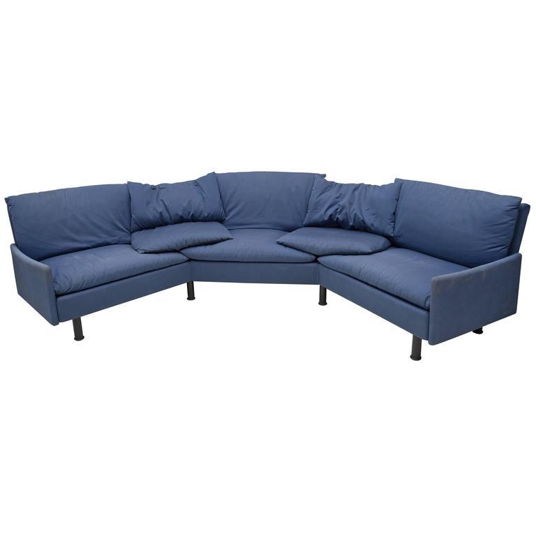 Vico Magistretti Modular Sofa For Cassina For Sale At 1stdibs
