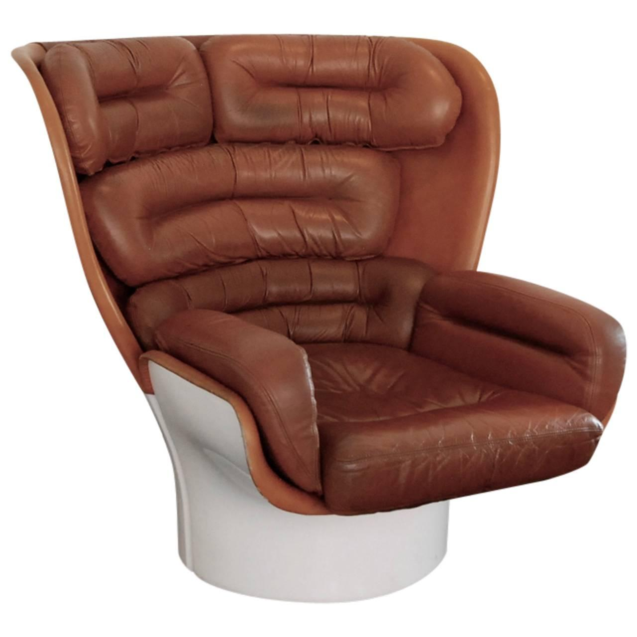 Joe Colombo Quot Elda Quot Chair For Sale At 1stdibs