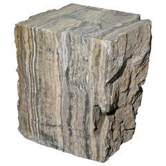 Onyx Stump Table
