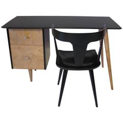 Paul McCobb Planner Group Desk with Chair