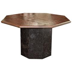 Center Table by Marcus and Paul Kingma