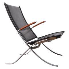 FK82 Lounge Chair by Preben Fabricius & Jørgen Kastholm