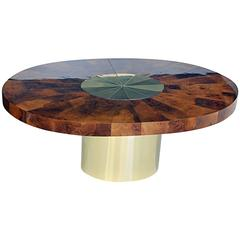 Paul Evans for Directional Cityscape Dining Room Table