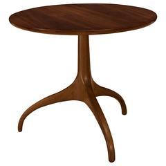 Heritage Henredon Walnut Side Table