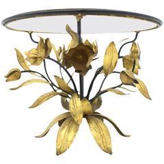 Nice Italian Side Table, 1950s