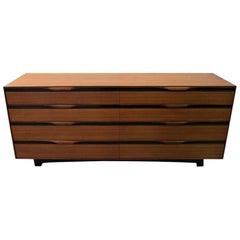 Walnut Dresser by John Kapel for Glenn of California