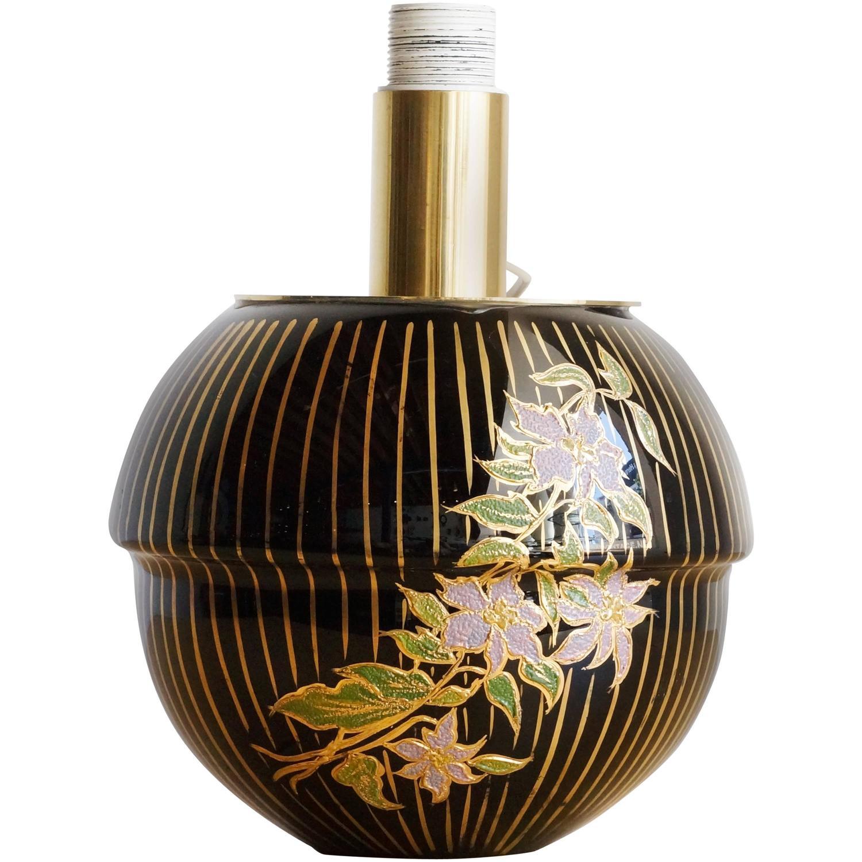 Handmade glass table lamp by murano debiasi at 1stdibs - Handmade table lamp ...