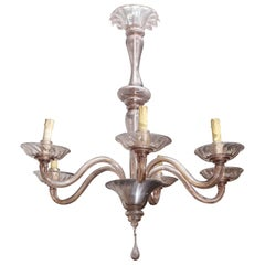 Early 20th Century Murano Chandelier