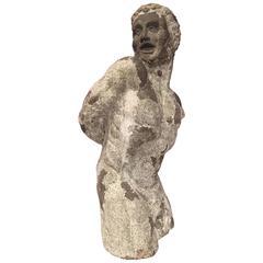 19th Century Terracotta Sculpture